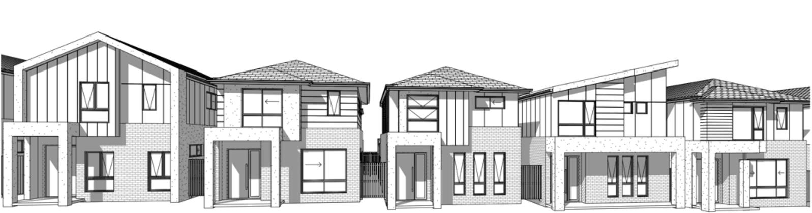 50-80 Edmondson Avenue, Austral. Planning Image: Mps Architects