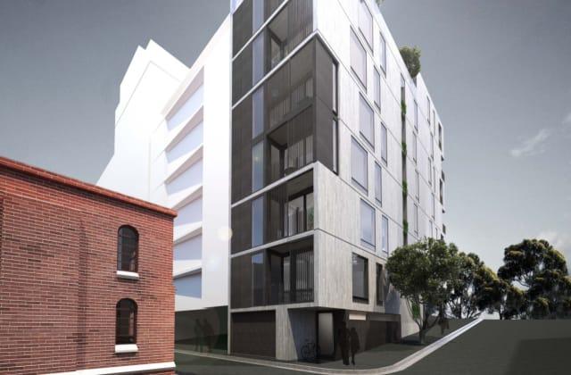 537 Elizabeth Street, Surrey Hills. Planning image: Woods Bagot