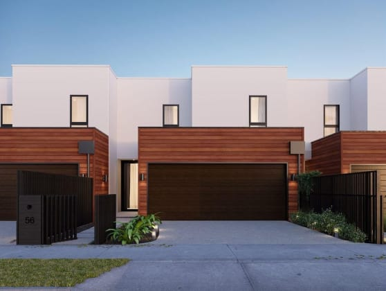 58-65 Blackwood Street, Armstrong Creek. Image: Avenue Five
