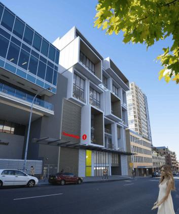 Planning image: Crawford Architects