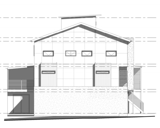 60 Jackson Street Hamilton. Planning Image: Empire Design & Drafting