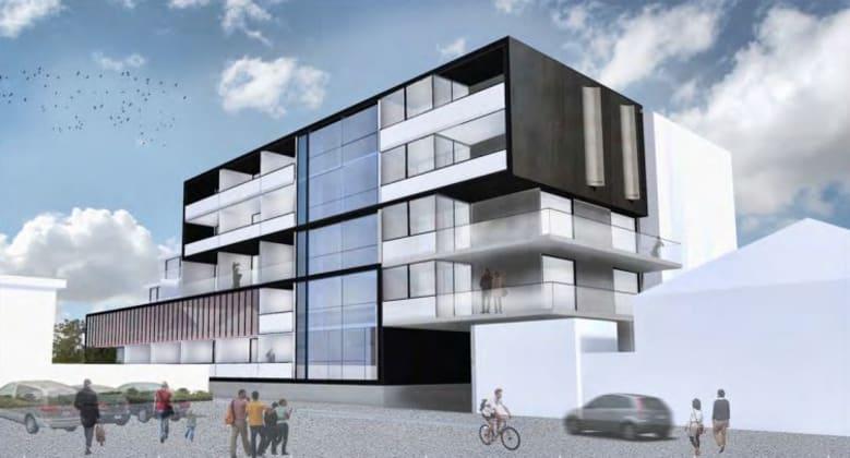 63-73 Fitzroy Street, St Kilda. Image courtesy Cactus Architects