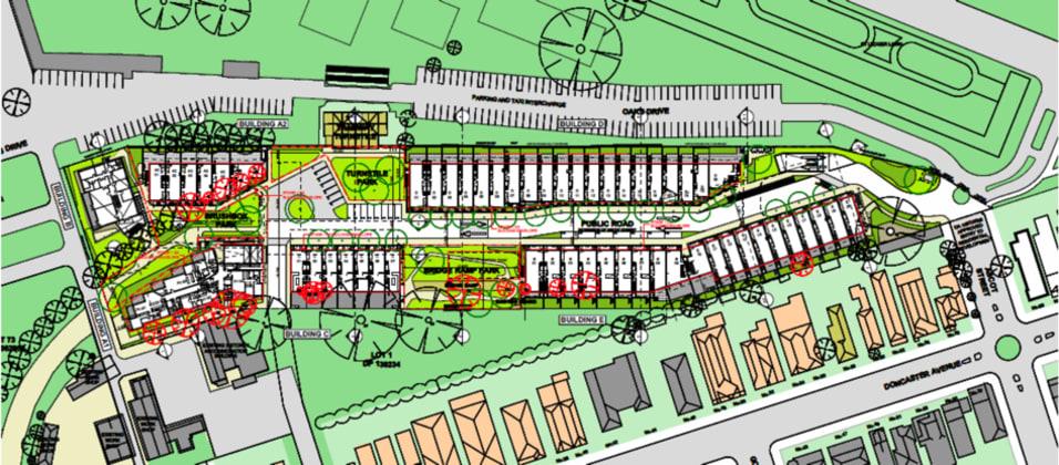 66A Doncaster Avenue, Randwick. Planning Image: Alex Popov & Associates Architects