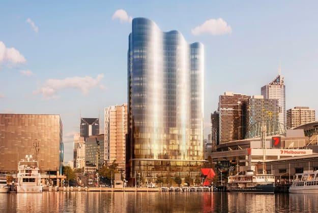 695-699 La Trobe Street, Docklands. Image: Salta Properties