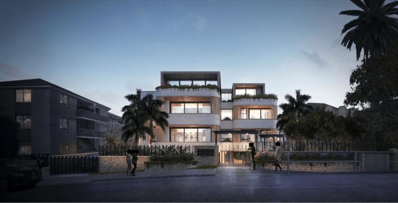 7 Harriette Street, Neutral Bay. Planning Image: PBD Architects