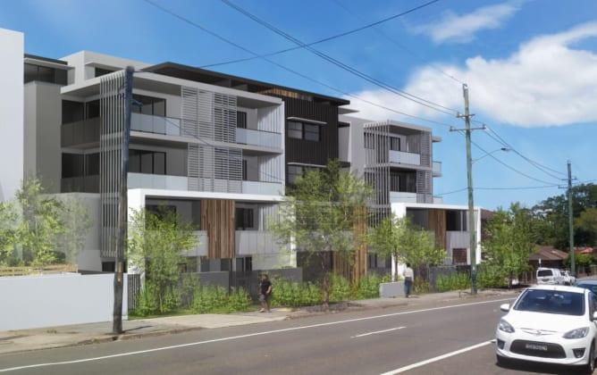Planning image: Mark Lawler Architects