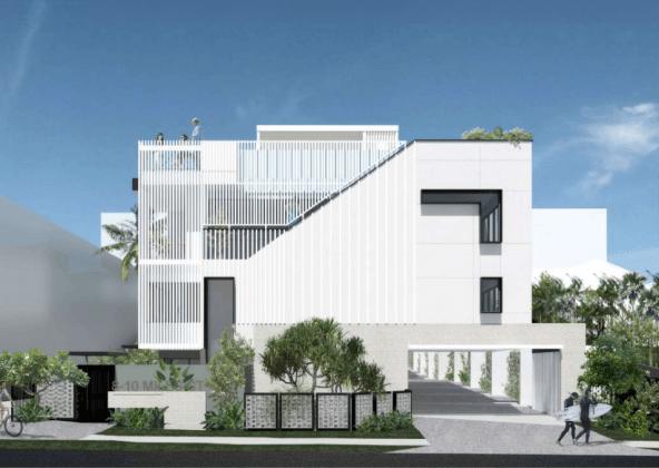 Planning Image: Hamilton Hayes Henderson Architects