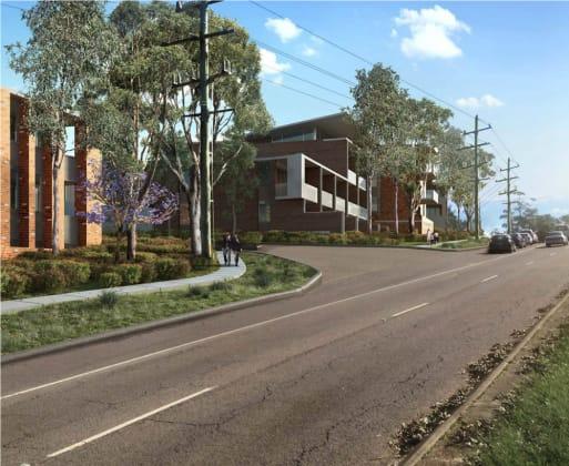 83 University Drive, North Lambton. planning image: Smith & Tzannes