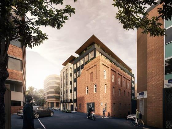 96-106 Kippax Street, Surry Hills. Image: MHN Design Union
