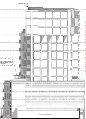 990 Hunter Street, Newcastle West. Planning Image: Michael Carr Architect