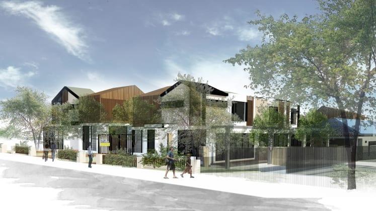 32-34 Kent Road, Box Hill. Image: PNEU Architecture