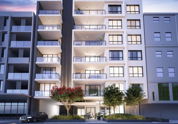Allura - 121 Bowden Street, Meadowbank. Image: allurameadowbank.com.au