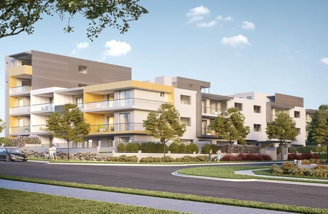 Amala - 19-21 Withers Road, Kellyville. Image: Balintore Development
