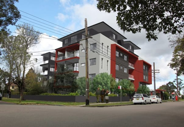 Amore - 2-4 Lords Avenue, Asquith. Image: Melkonian Constructions