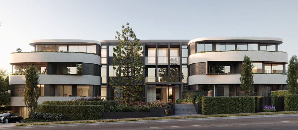 Anderson Park - 585 Burke Road, Camberwell. Image: Marshall White