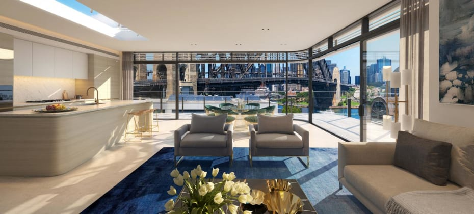 Aqualuna - 30 Alfred Street, Milsons Point