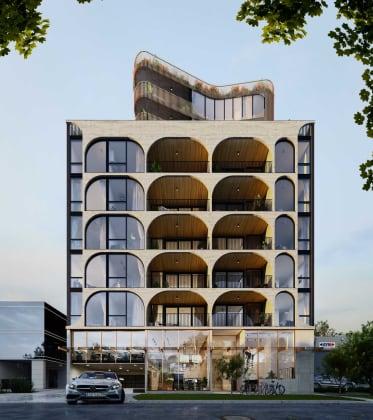 Arches - 7 Sloane Street, Maribyrnong. Image: Rising Sun Projects
