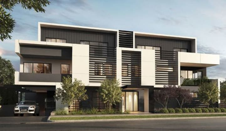 Ark Apartments - 5 Browns Avenue, Ringwood. Image: Carter