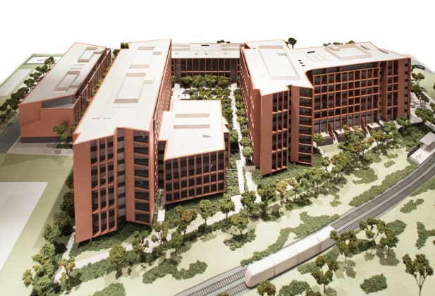Arlington Grove - 6 Grove Street, Dulwich Hill. Image: Smart Design Studio
