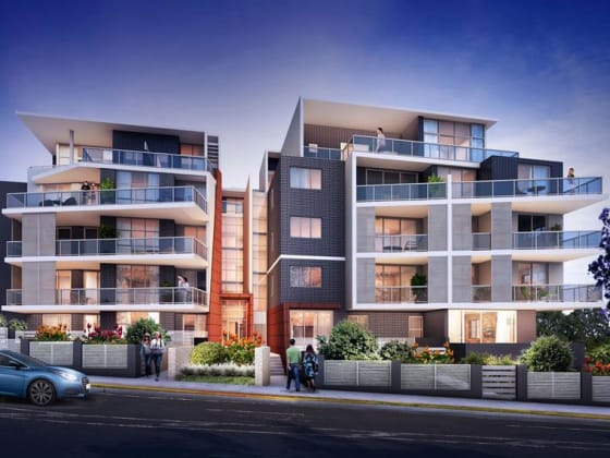 Asquith Rise - 421-425 Pacific Highway, Asquith. Image: Northern Group