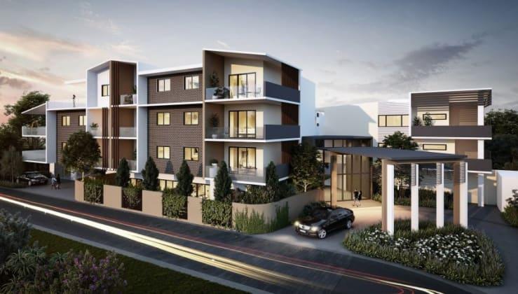 Astro Apartments - 342 Sydenham Road, Sydenham. Image: Pelligra