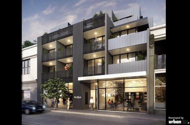 Bellini - 461 Brunswick Street, Fitzroy North. Image courtesy belliniapartments.com.au