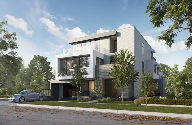 Bellvue Apartments - 281 Bell Street, Bellfield. Image: bellvue.com.au