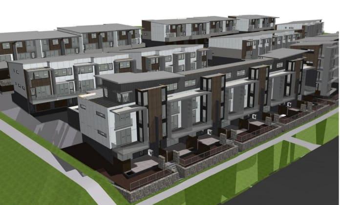 Planning image: Kasparek Architects
