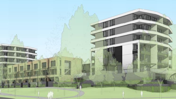 Planning image: Stewart Architecture