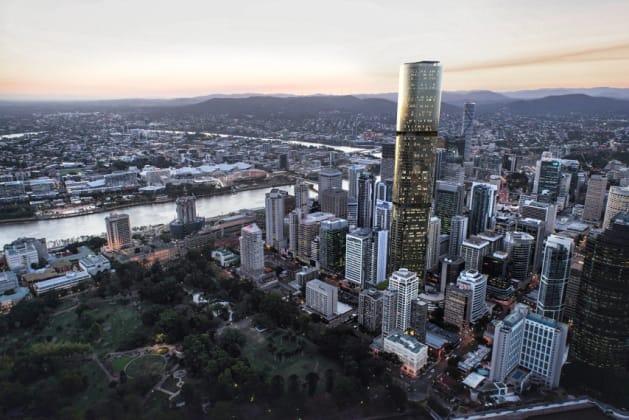 Sky Tower Brisbane - 222 Margaret Street, Brisbane - image