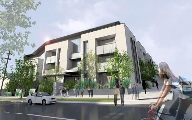 Buckley & Co - 118 Buckley Street, Essendon. Image courtesy Gross Waddell