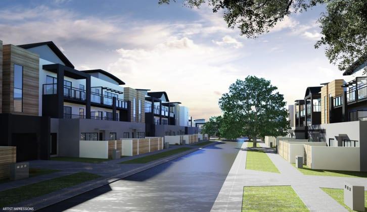 Carrum Park Estate - 25 Lats Avenue, Carrum Downs. Image: Amity