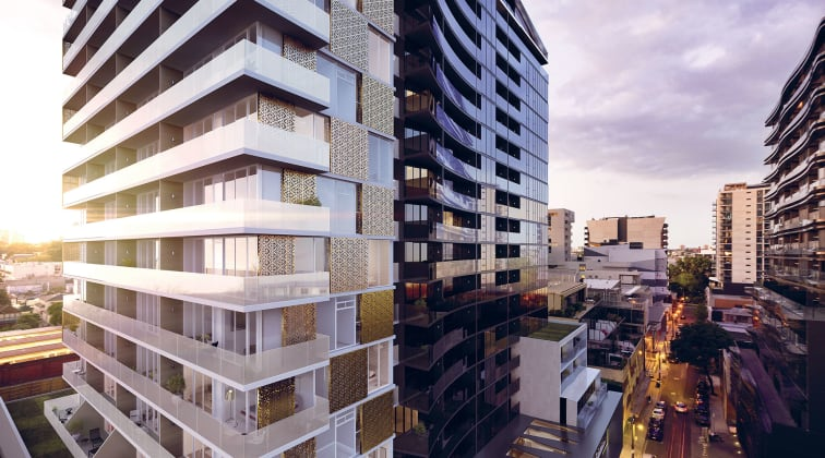 Claremont Manor - 3 Claremont Street, South Yarra. Image: Poly Global