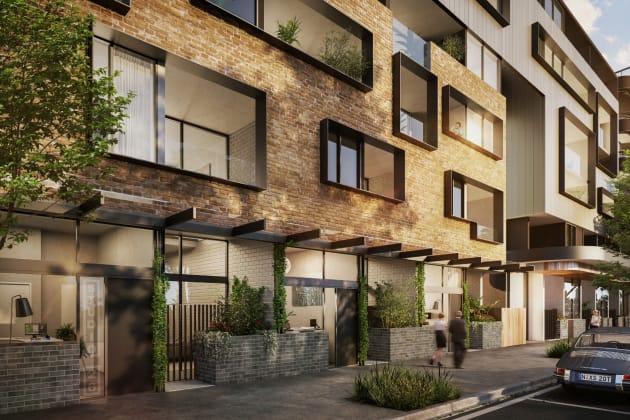 Cowper Residences, Footscray