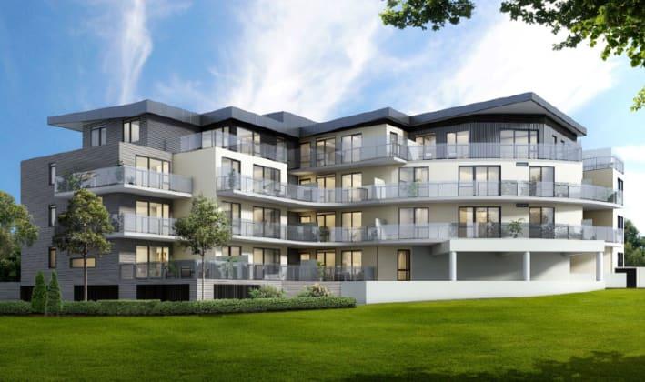 Diamond Apartments - 25 Grimshaw Street, Greensborough. Image: Valeo Construction