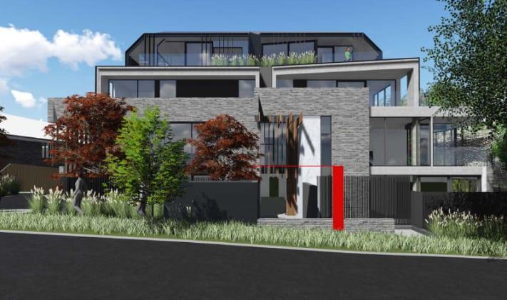 Planning image: Crosier Scott Architects