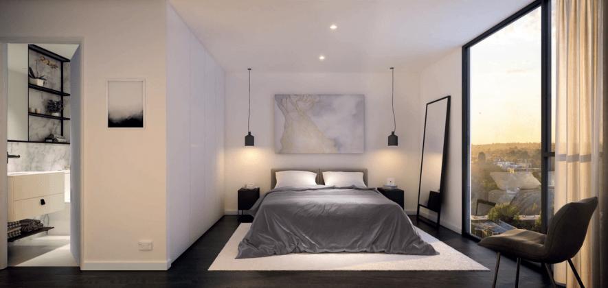 Embassy - Bedroom. Image: FKD