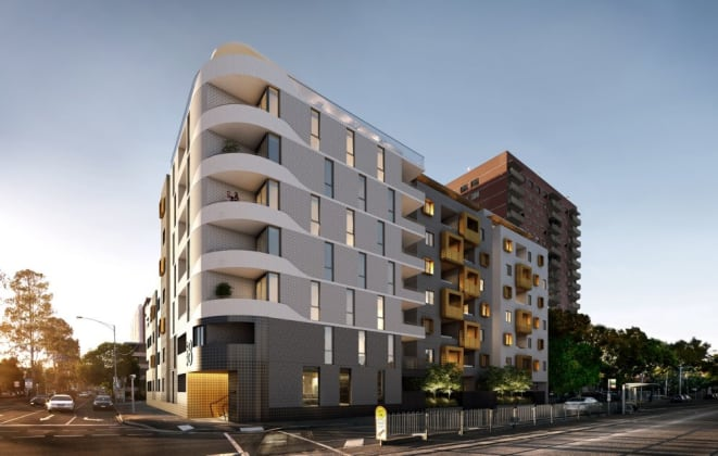 Encompass - 8 Elgin Street, Carlton. Image: Jackson Architecture