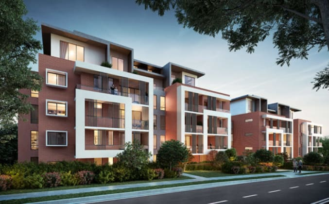 EP Residences - 28-34 Carlingford Road, Epping. Image: EDT Projects