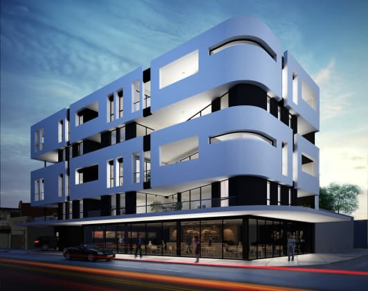 Fame Apartments - 440 Gaffney Street, Pascoe Vale. Image: RPM Real Estate