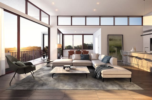 Figtree Pocket at Newmarket Randwick - 29-39 Young Street, Randwick. Image: Colliers
