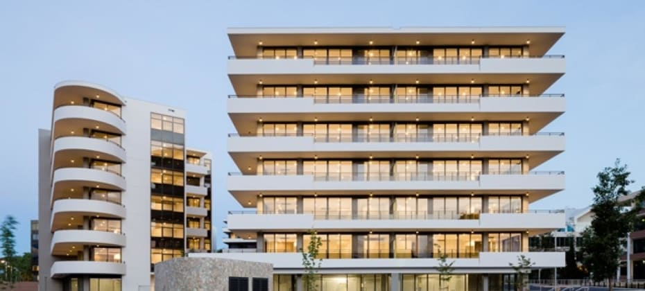 Governor Place - 44-46 Macquarie Street, Barton. Image: Colliers