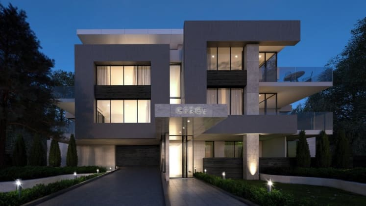 Grace - 5 Bragge Street, Frankston. Image: M1 Developments