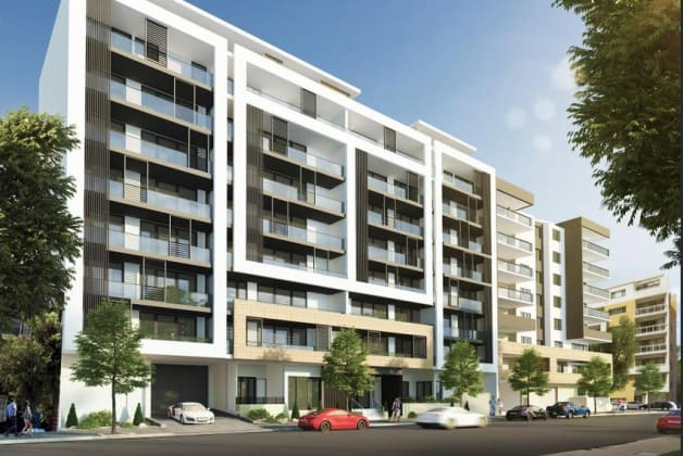 Greenbank - 7-13 Willis Street, Wolli Creek. Image: Urban Link