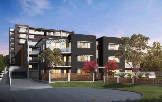 Hannah - 158-162 Great Western Highway, Westmead. Image: Cite Group