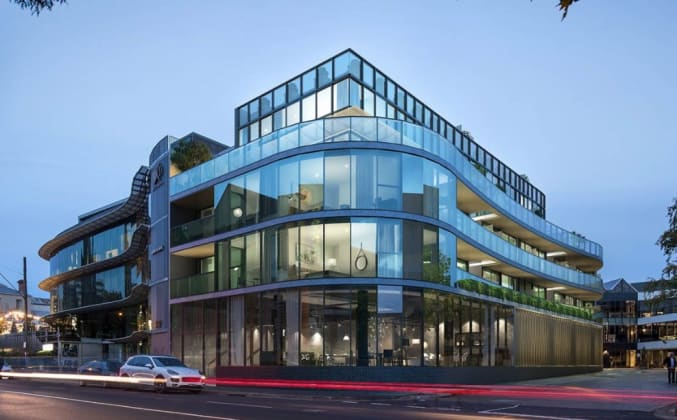 Helm Apartments - 300 Burwood Road, Hawthorn. Image: Eclipse Projects