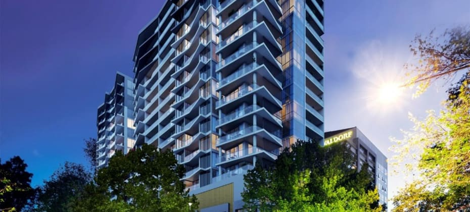 Highgate - 260-264 City Walk, Canberra. Image: Colliers