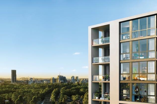 Highline - 164 Hawkesbury Road Westmead. Image: Deicorp
