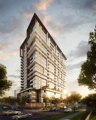 Illumina - 52 Jephson Street, Toowong - image: Arkhefield