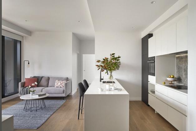 Ivanhoe Apartments - 443 Upper Heidelberg Road, Heidelberg. Image: Caydon